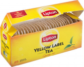 Lipton Yellow Label 25 пак.