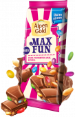 Alpen Gold Max Fun Арахис