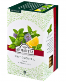 Ahmad Tea Mint Cocktail