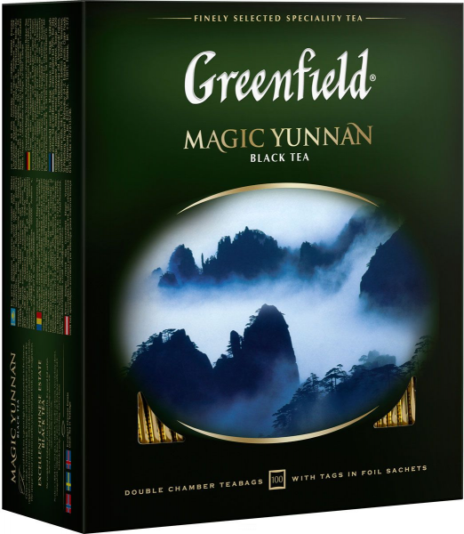 Greenfield Magic Yunnan 100 пак