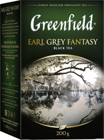 Greenfield Earl Grey Fantasy 200 гр.